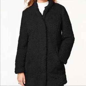 Kenneth Cole fuzzy jacket
